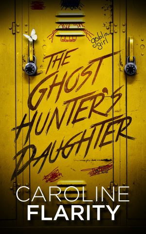 Cover for The Ghost Hunter's Daughter
