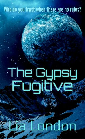 Cover for The Gypsy Fugitive