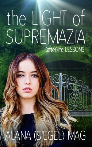 Cover for The Light of Supremazia