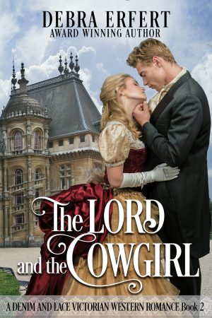 Cover for The Lord and the Cowgirl