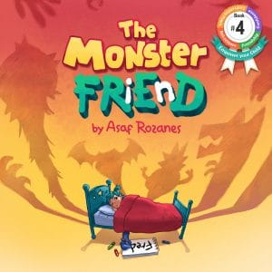 Cover for The Monster Friend