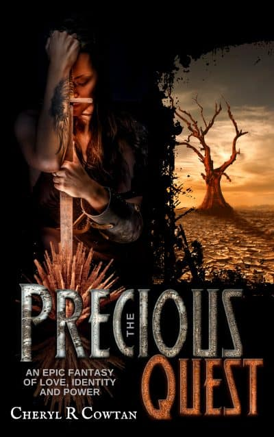 Cover for The Precious Quest