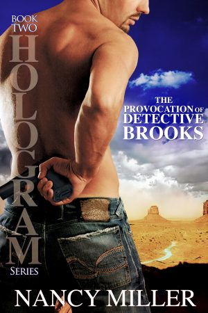 Cover for The Provocation of Detective Brooks