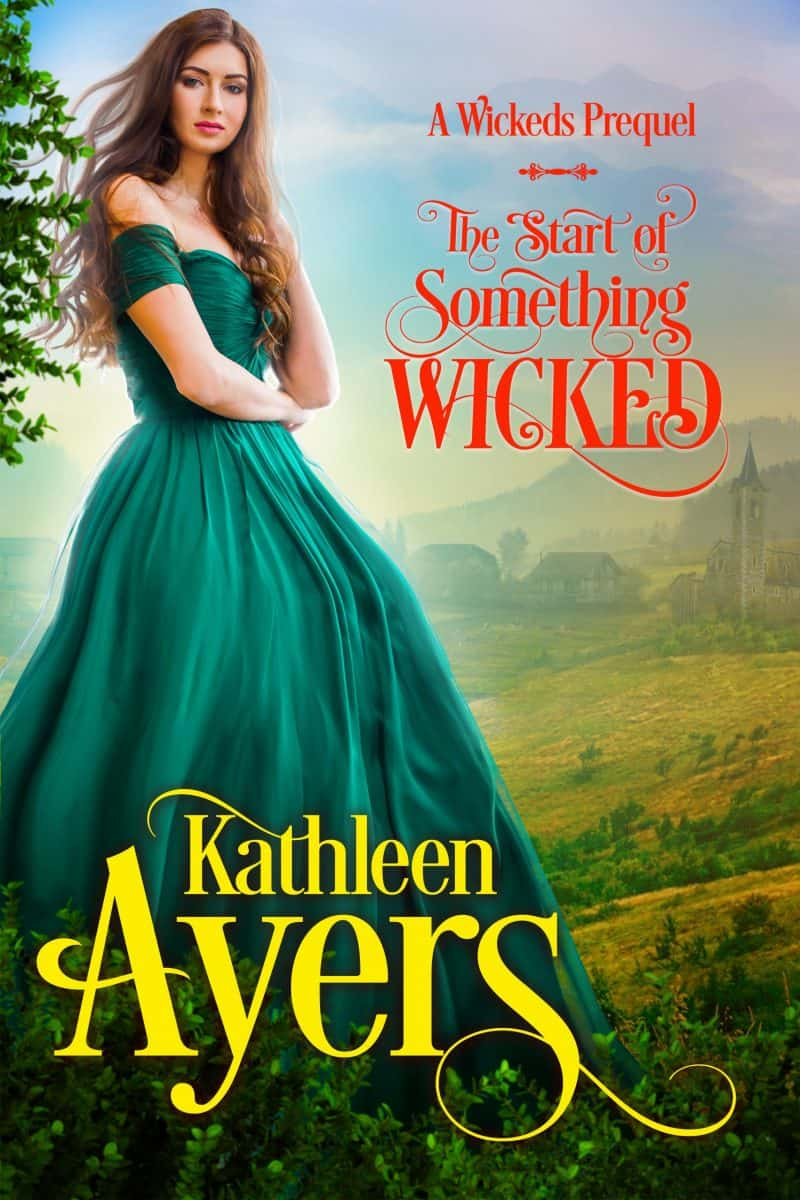 Cover for The Start of Something Wicked: A Wickeds Prequel