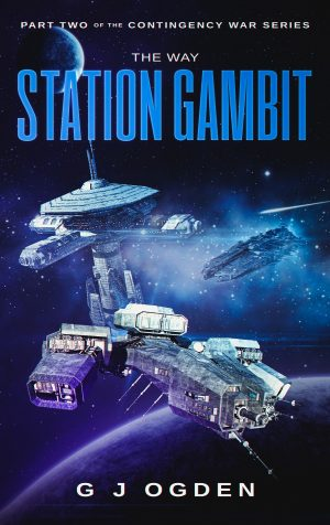 Cover for The Way Station Gambit