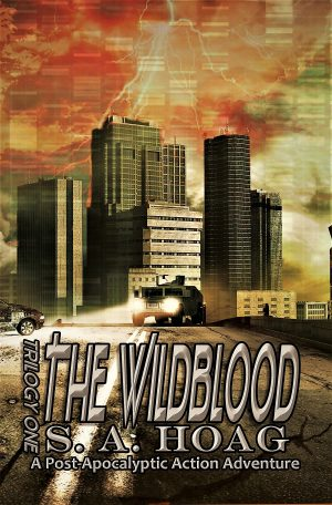 Cover for The Wildblood: Trilogy One