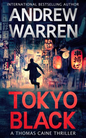 Cover for Tokyo Black