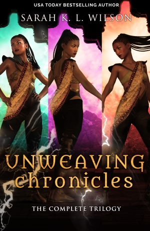 Cover for Unweaving Chronicles  - Complete Trilogy
