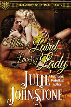 Cover for When a Laird Loves a Lady