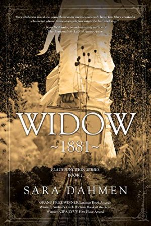 Cover for Widow 1881