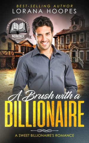 Cover for A Brush with a Billionaire