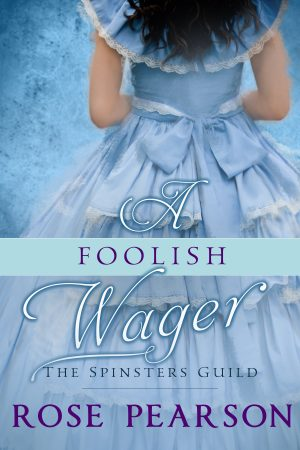 Cover for A Foolish Wager