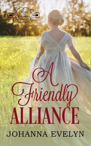 Cover for A Friendly Alliance