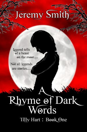 Cover for A Rhyme of Dark Words