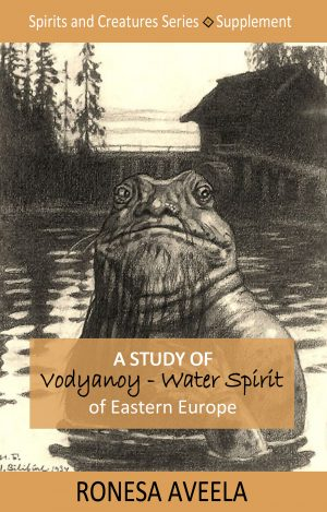 Cover for A Study of Vodyanoy - Water Spirit of Eastern Europe