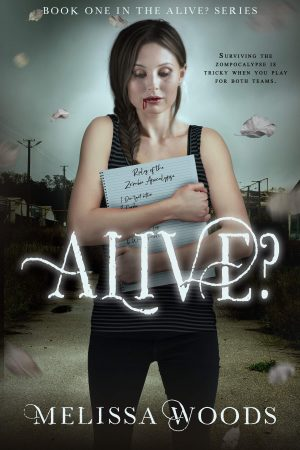 Cover for Alive?