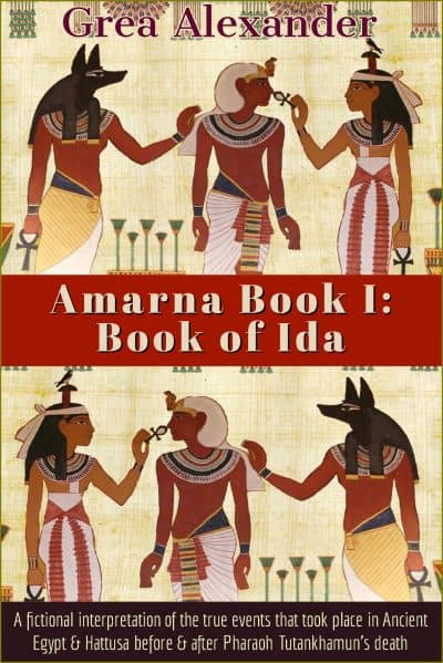 Cover for Book of Ida