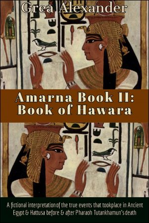 Cover for Amarna Book II: Book of Hawara
