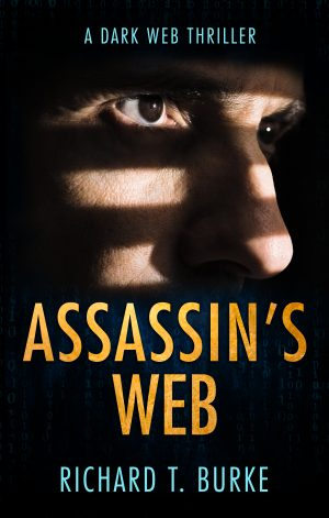 Cover for Assassin's Web