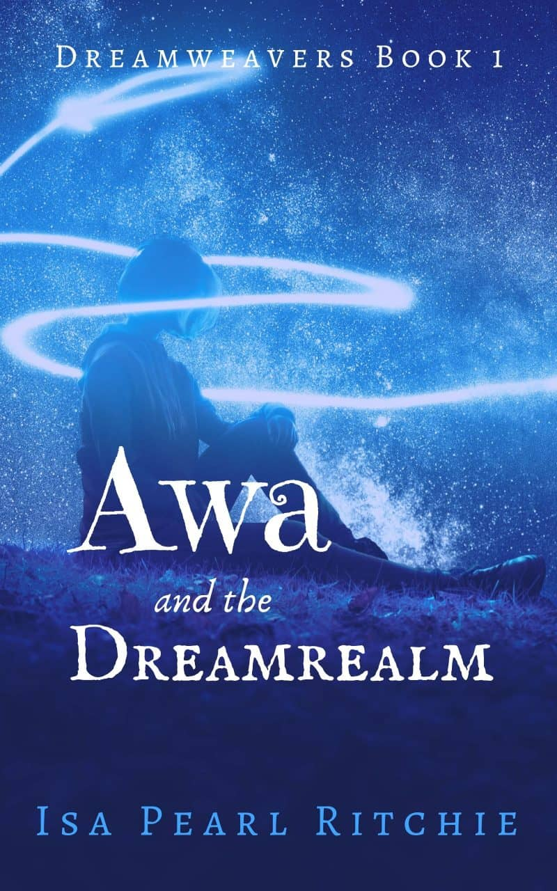 Cover for Awa and the Dreamrealm (sample): Dreamweavers Book 1