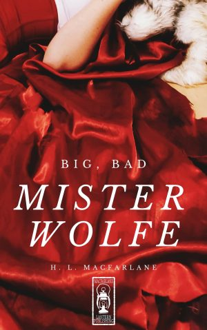 Cover for Big, Bad Mister Wolfe