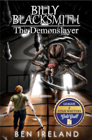 Cover for Billy Blacksmith: The Demonslayer