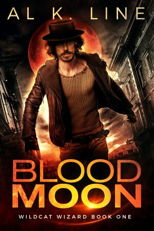 Cover for Blood Moon