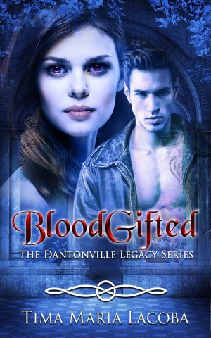 Cover for BloodGifted