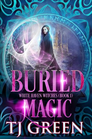 Cover for Buried Magic