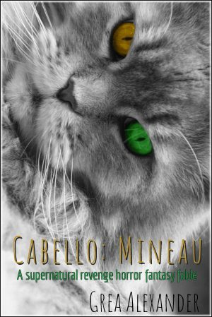 Cover for Cabello: Mineau