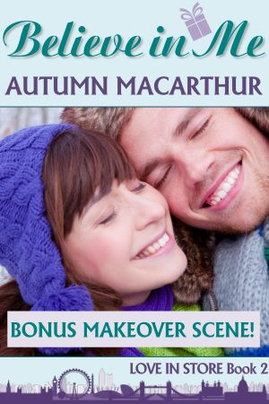 Cover for Cara's Makeover - a cut scene from Believe in Me
