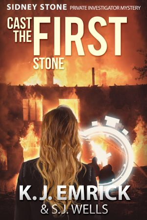 Cover for Cast the First Stone