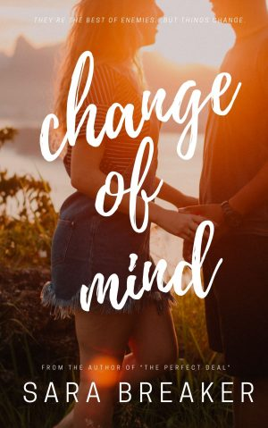 Cover for Change of Mind
