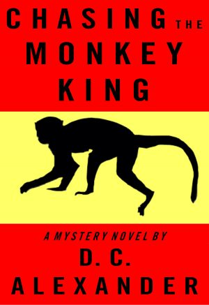 Cover for Chasing the Monkey King