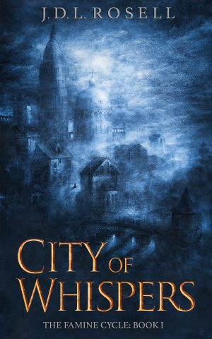 Cover for City of Whispers
