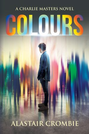 Cover for Colours