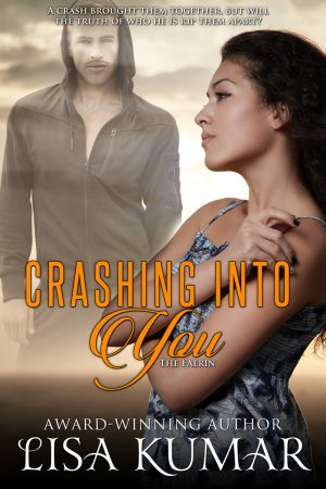 Cover for Crashing into You