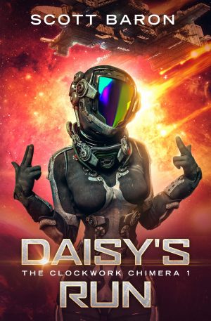 Cover for Daisy's Run
