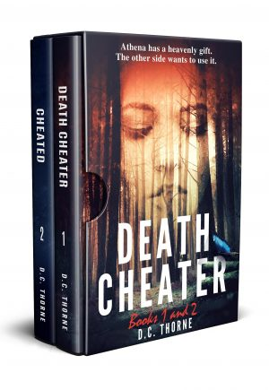 Cover for Death Cheater: The Boxed Set