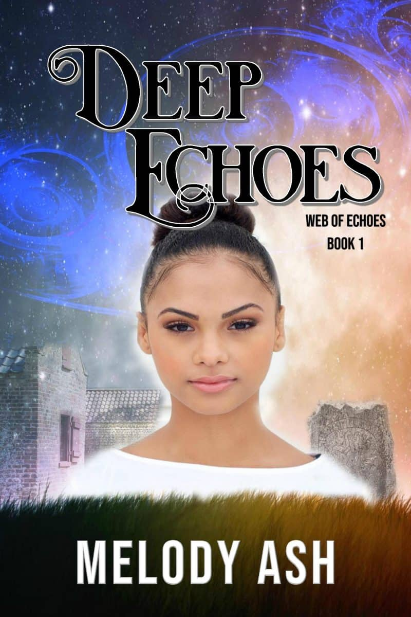 Cover for Deep Echoes