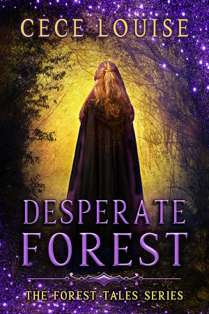 Cover for Desperate Forest
