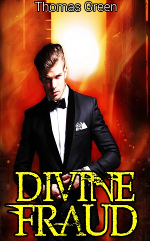 Cover for Divine Fraud