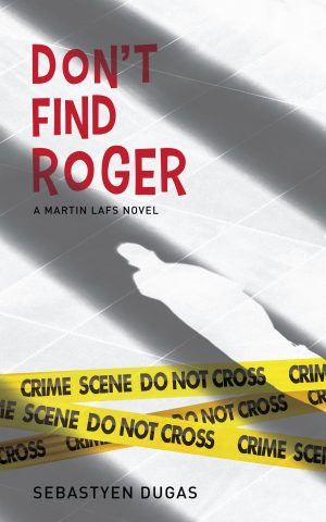 Cover for Don't Find Roger