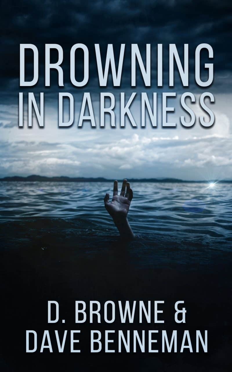 Cover for Drowning in Darkness
