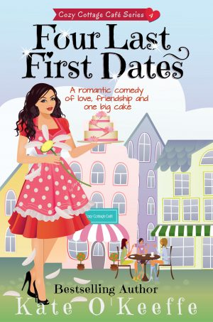 Cover for Four Last First Dates