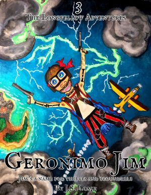 Cover for Geronimo Jim