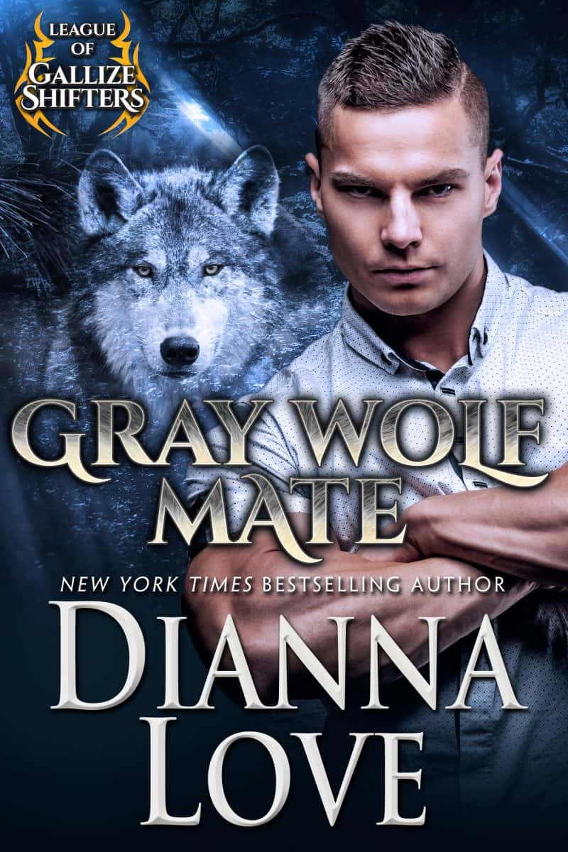 Cover for Gray Wolf Mate