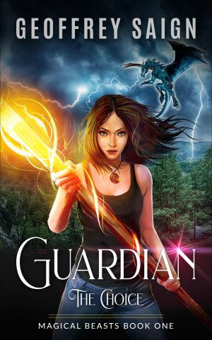 Cover for Guardian: The Choice