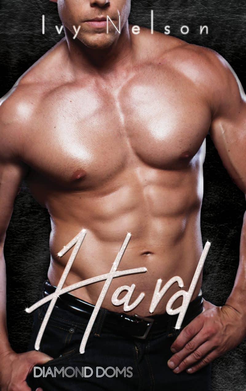 Cover for Hard: A Diamond Doms Novel