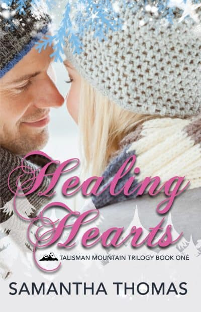 Cover for Healing Hearts